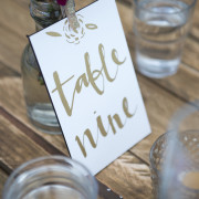 Love Notes Real Wedding Stationery