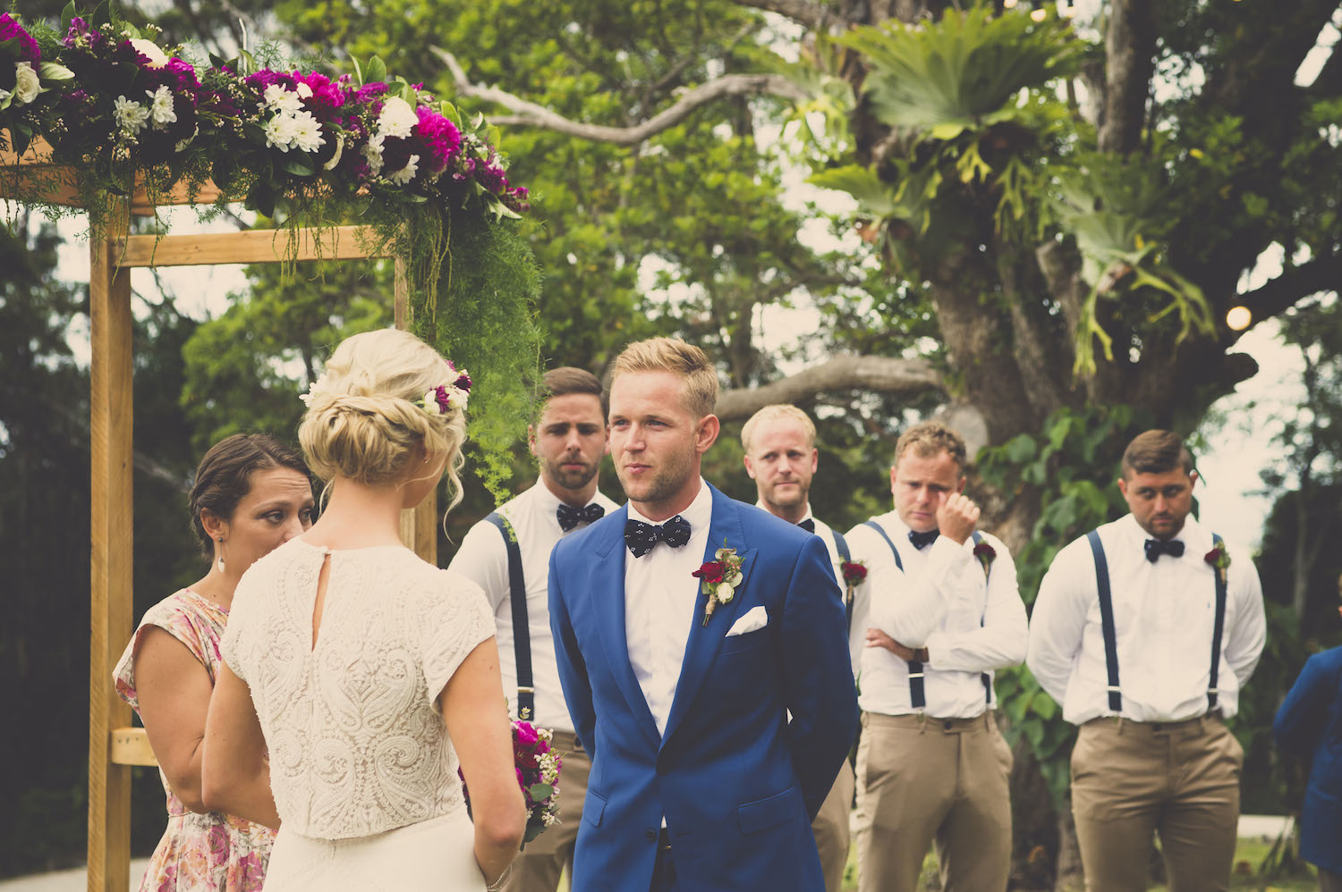 Love Notes Real Wedding