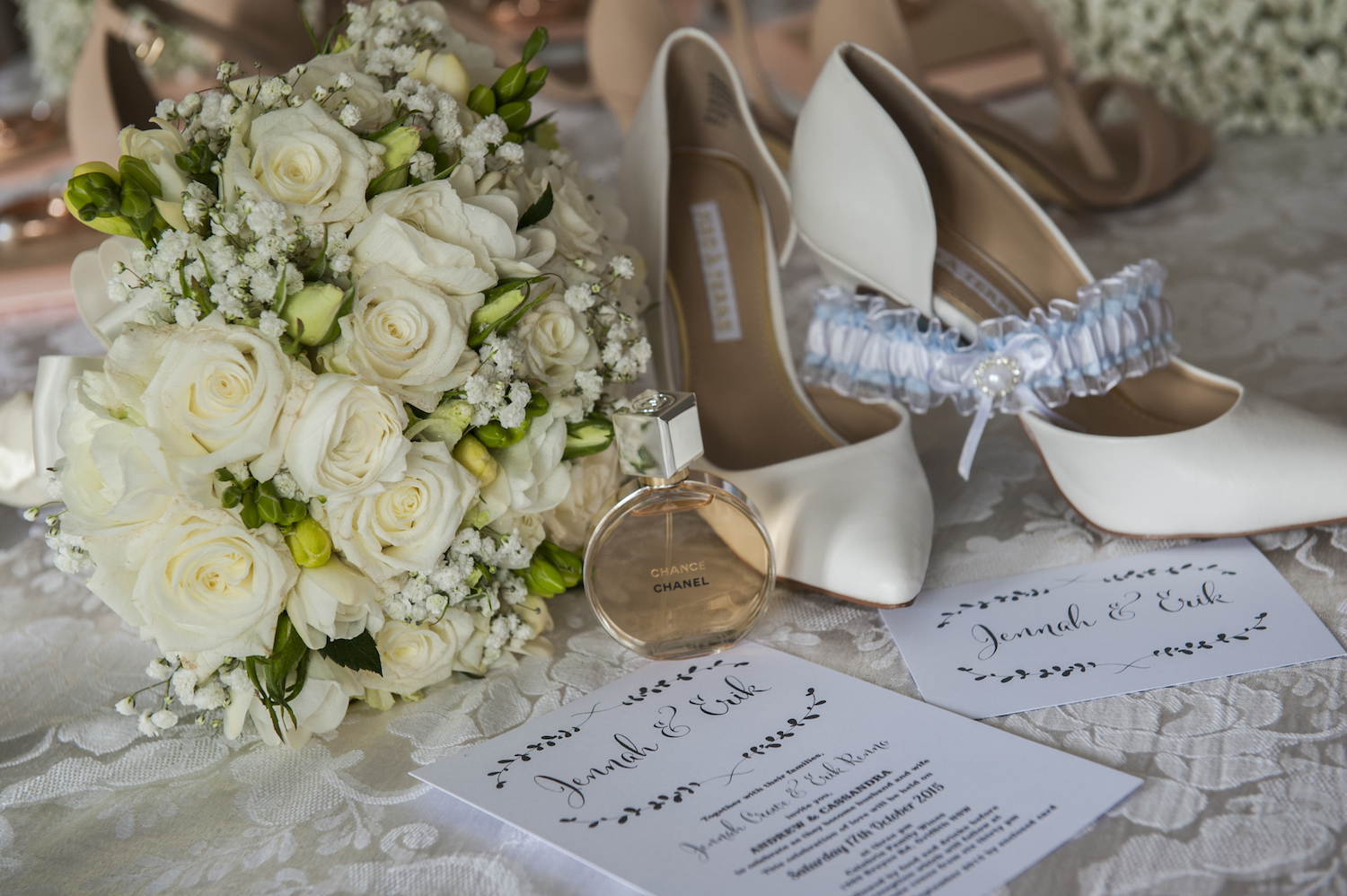 Real Wedding Love Notes